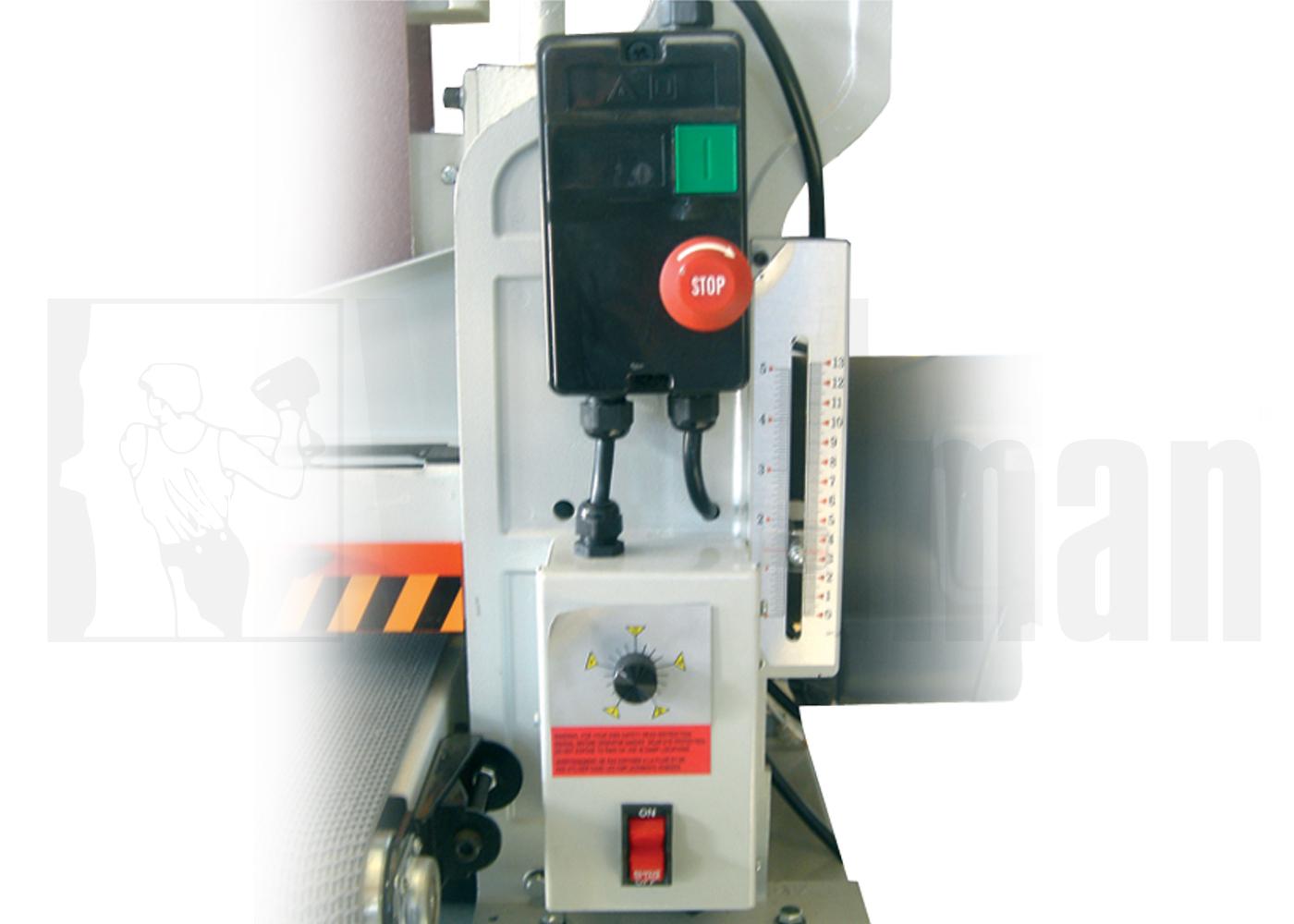 Lijadora LS-380 R