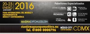 FERIA INTERNACIONAL DEL MUEBLE Y EQUIPAMIENTO DE LA INDUSTRIA MUEBLERA EN MÉXICO Y CENTROAMÉRICA
