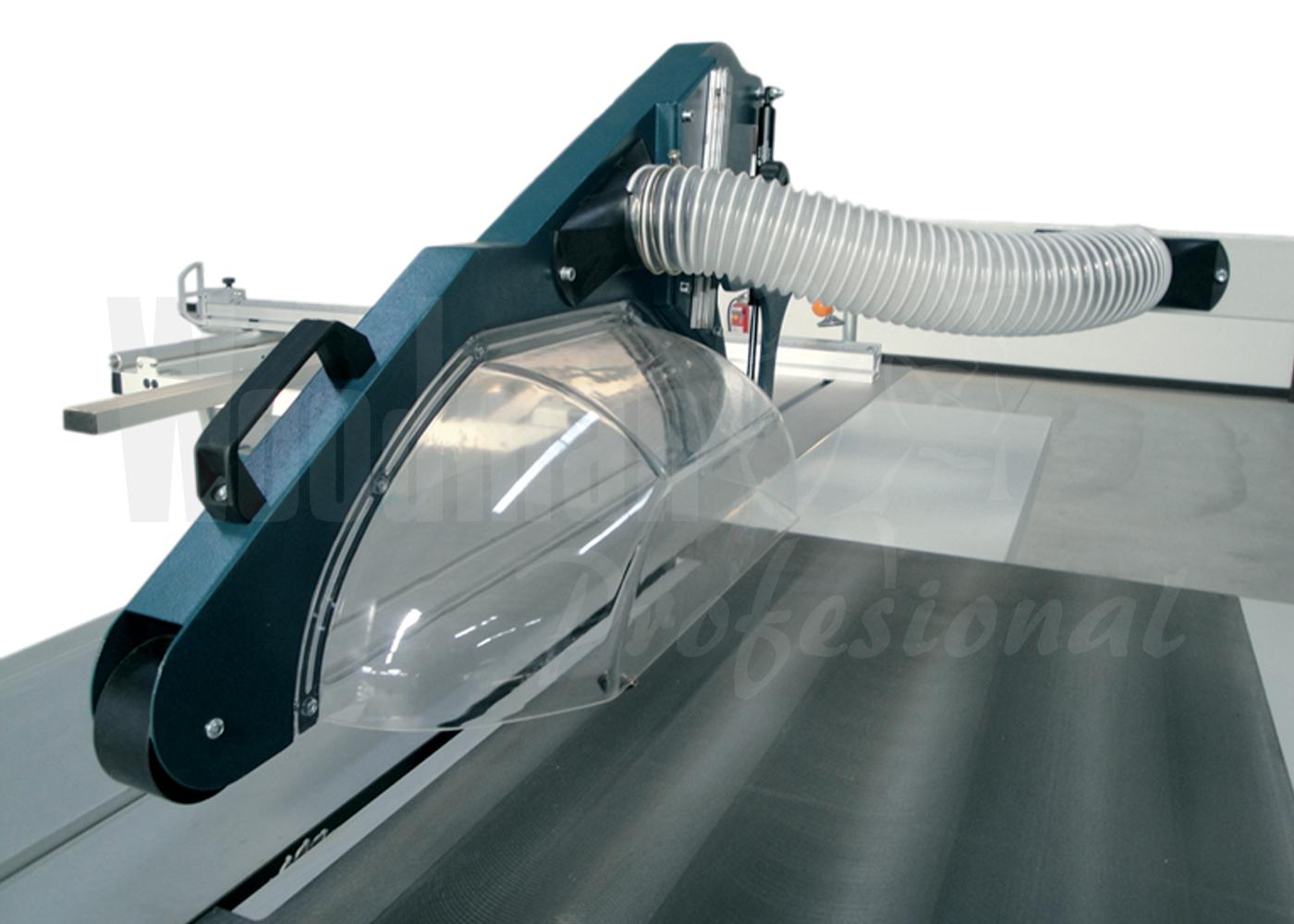 Escuadradora D-400M