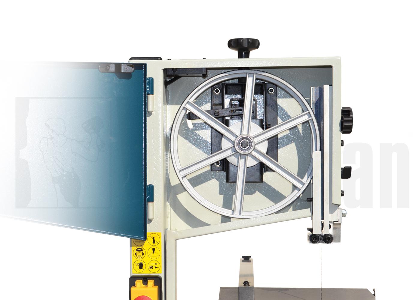 Sierra de cinta SC-250 E
