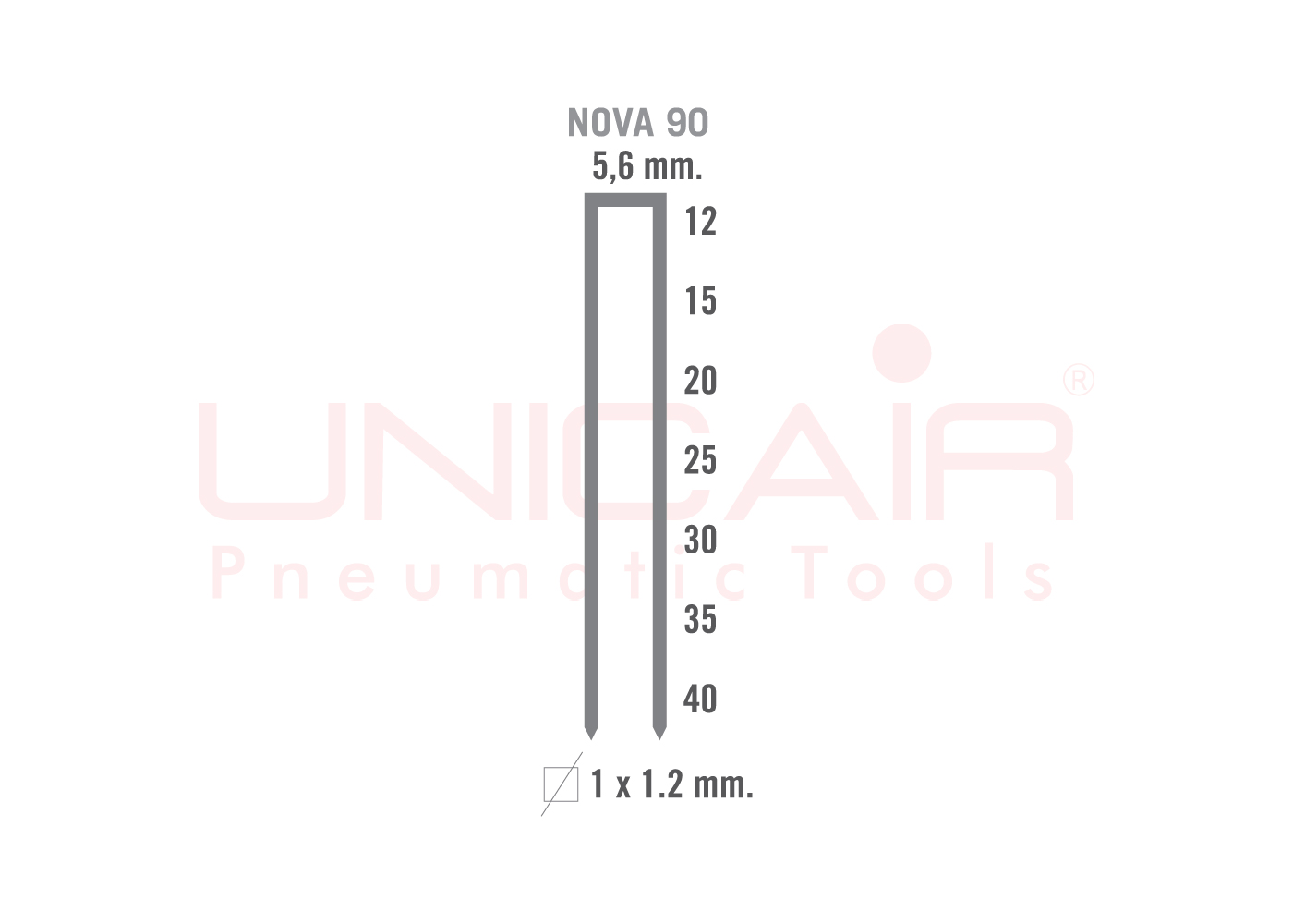 Grapadora NOVA 90/40