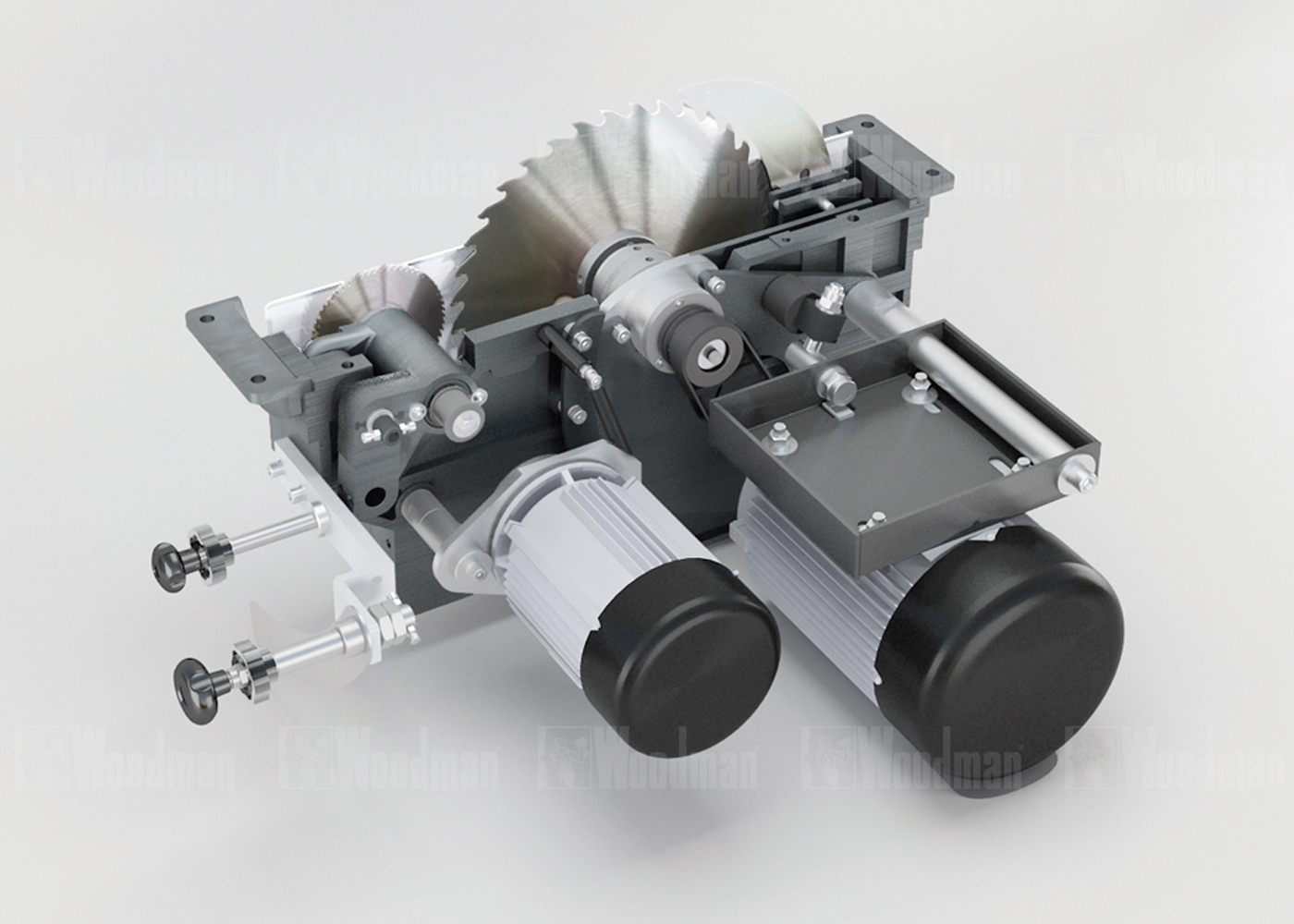 Escuadradora SC-315/3200PRO