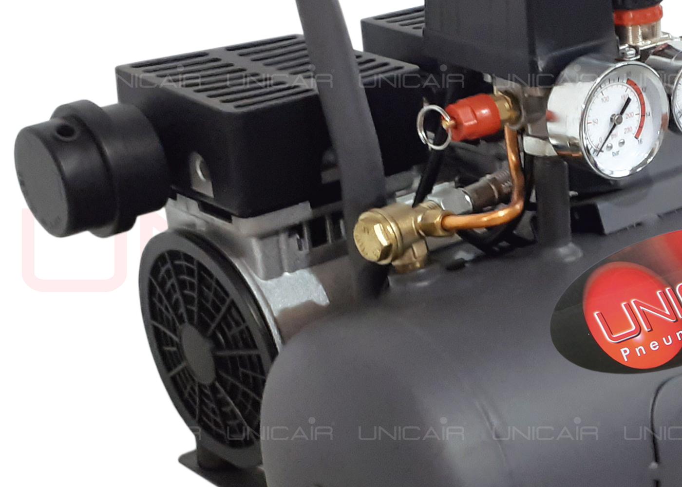 Compresor silencioso CS-1.0/6L