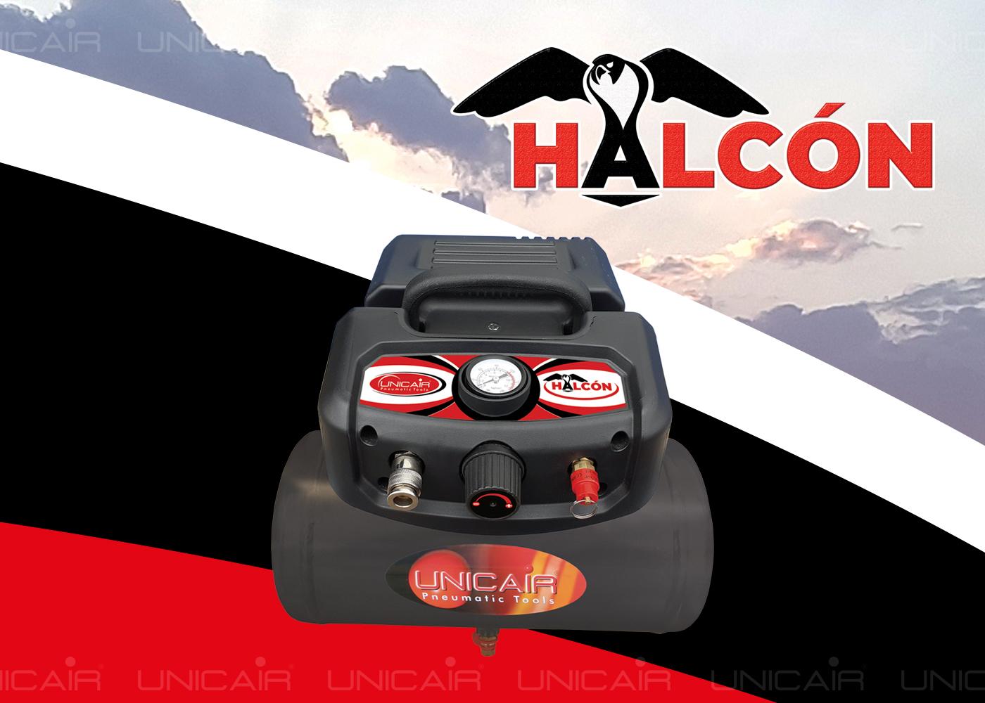 COMPRESOR HALCON